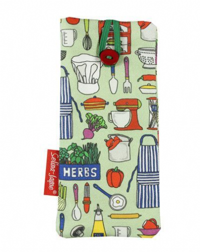 Selina-Jayne Chef Limited Edition Designer Soft Glasses Case